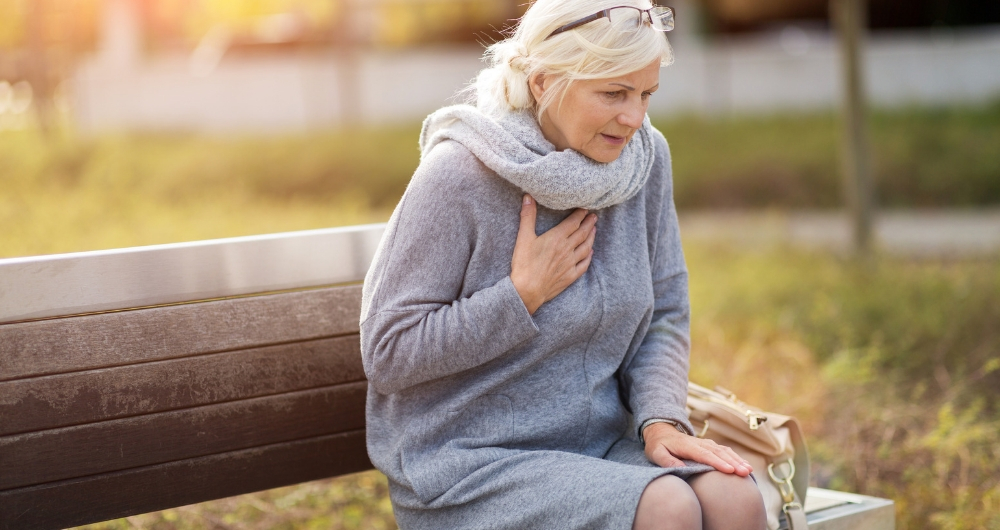 Women's Heart Attack Symptoms Different Than Men's